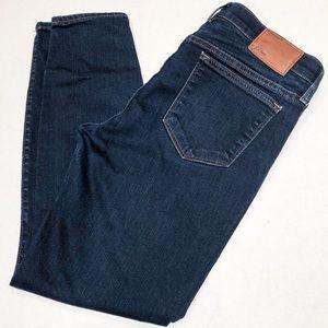 J.Crew | Toothpick Skinny Jeans